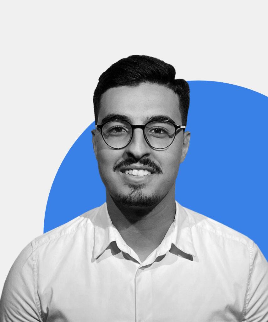 Portrait von Bilal Messirdi