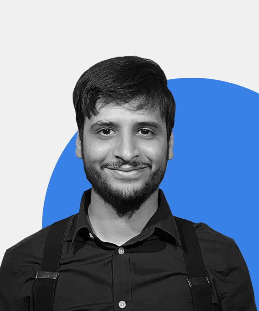 Portrait von Amin Fas